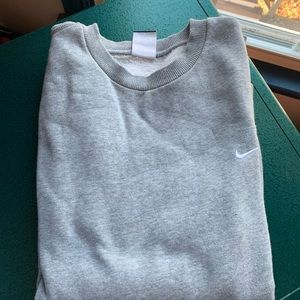 🔥🔥🔥Nike Gray Crewneck Men's size small